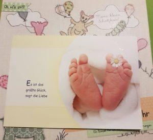 O nastere Lotus la o maternitate din Germania - Ditta Depner
